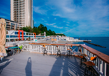 Portofino отель