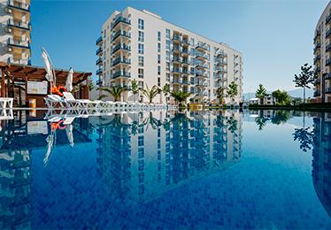 Имеретинский апарт-отель Прибрежный квартал