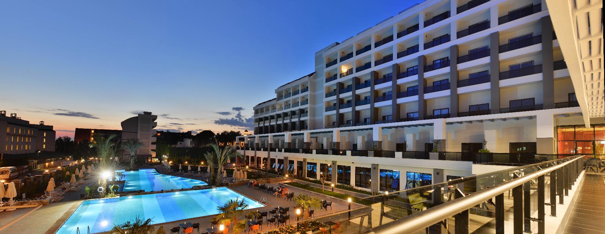 Seaden Side Valentine Resort Spa 5 Turciya Side Oteli Pegas Turistik