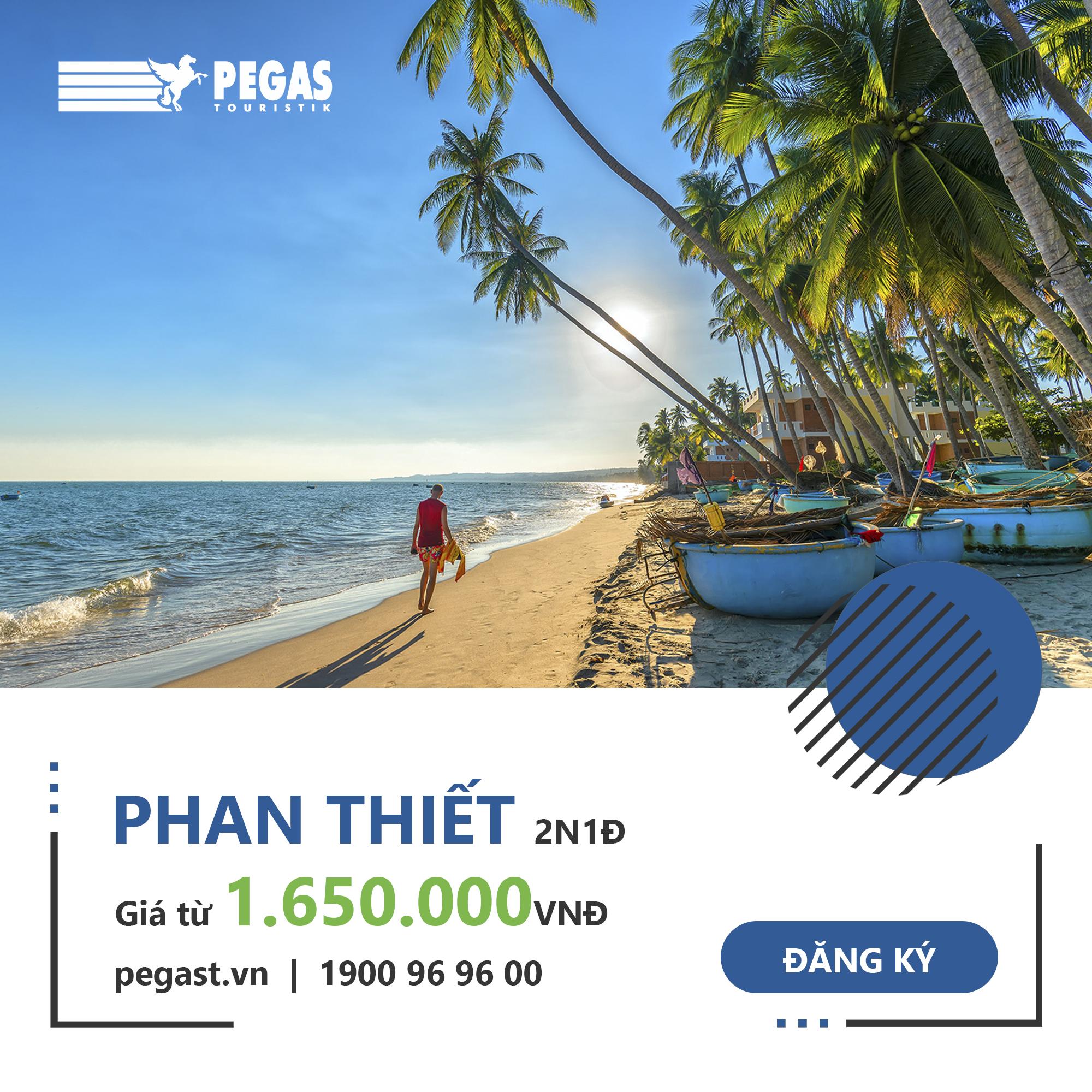 Phan Thiết - Mũi Né 2N1Đ