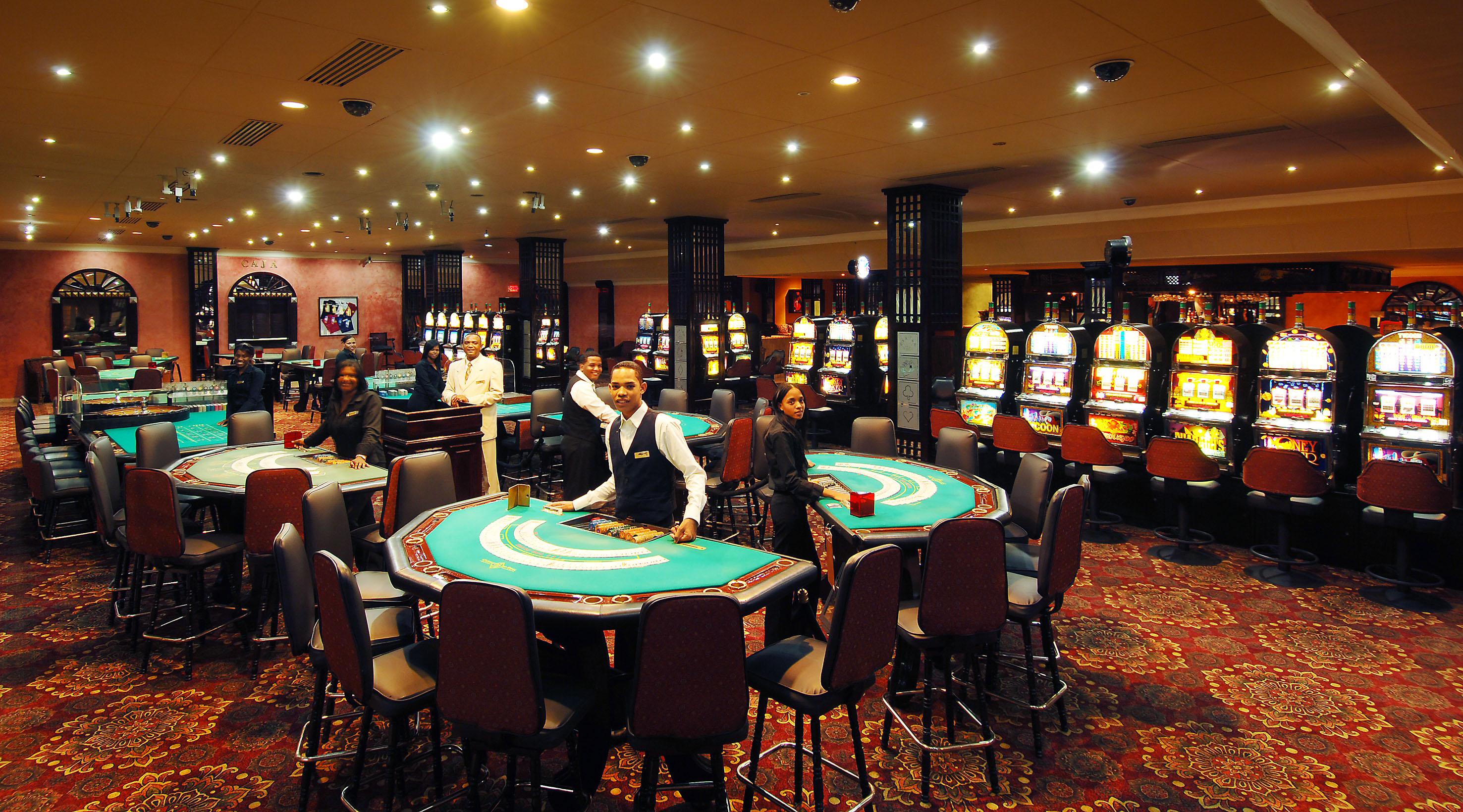 фото Доминиканы отелях казино в