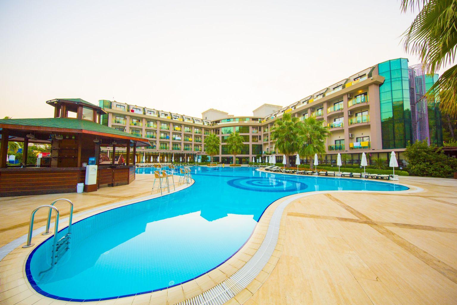 Турция отель эльдар резорт фото