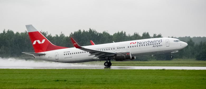 ТАВ Македонија: Nordwind Airlines отвора редовна линија Скопје-Москва