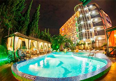 Грейс Арли отель