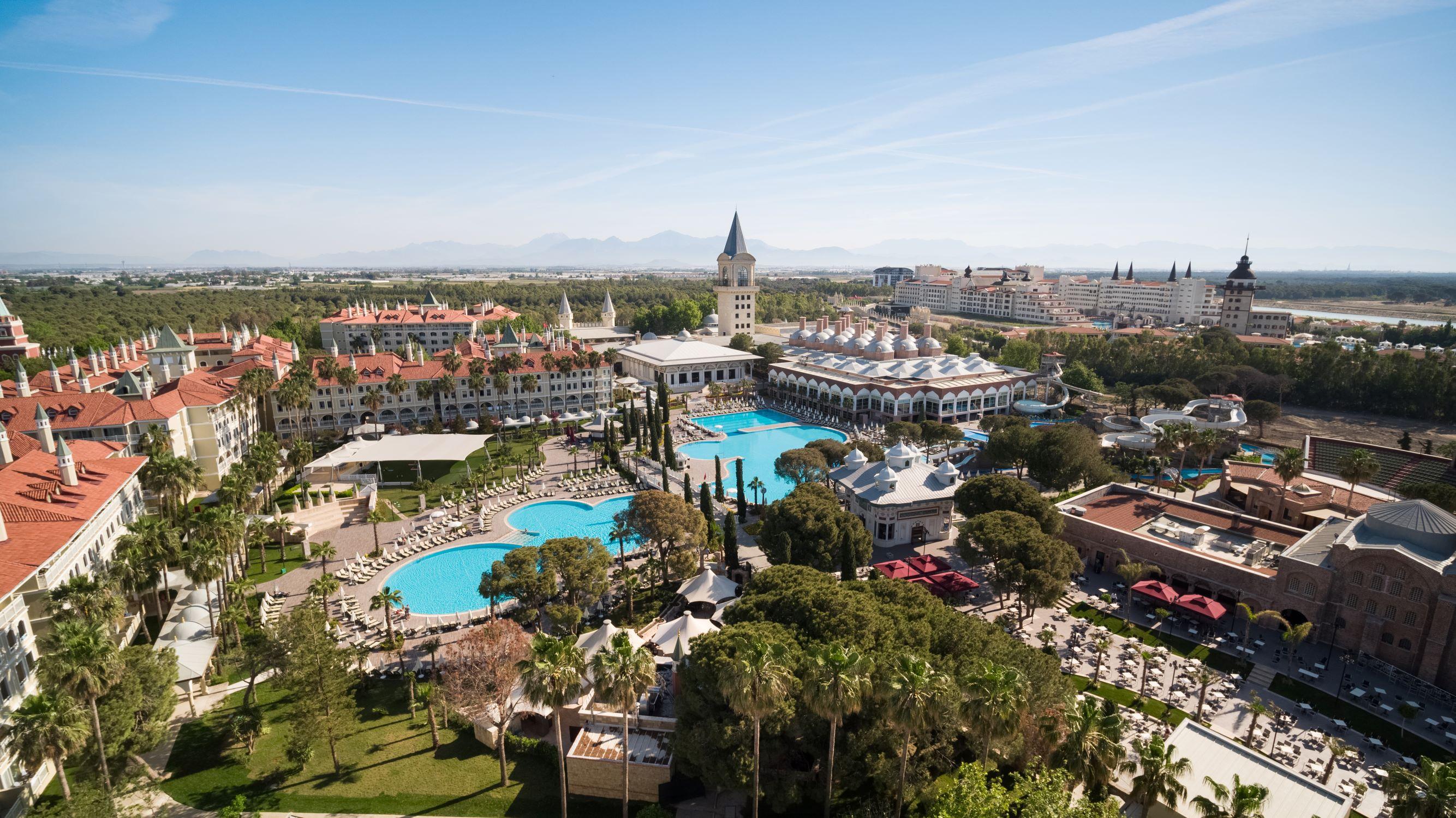 Отличный отель - отличный отдых, в Турции!