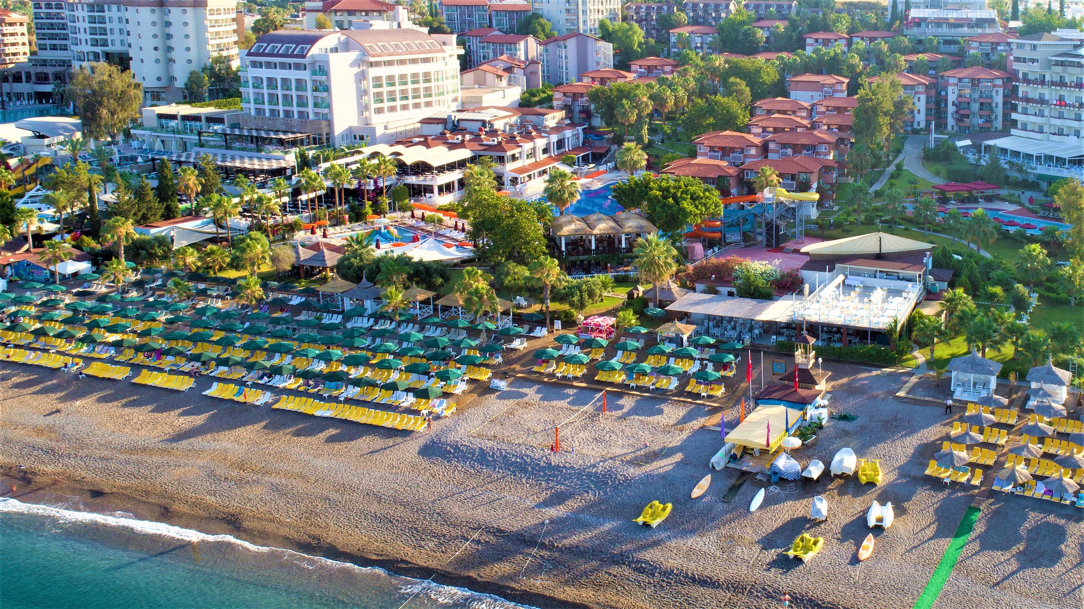В Турцию из Саратова, в отель на берегу моря!