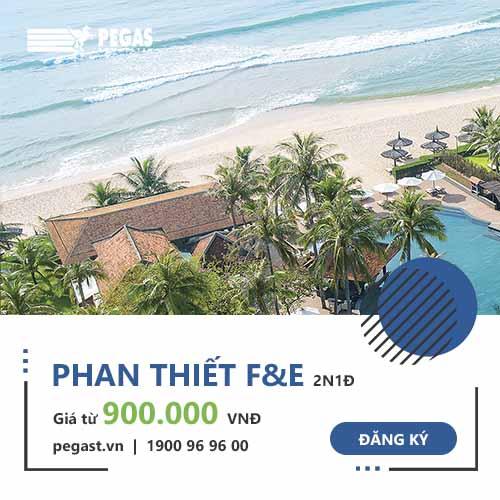 Phan Thiết F&E 2N1Đ