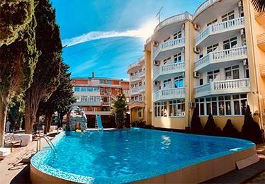 Грейс Кипарис отель