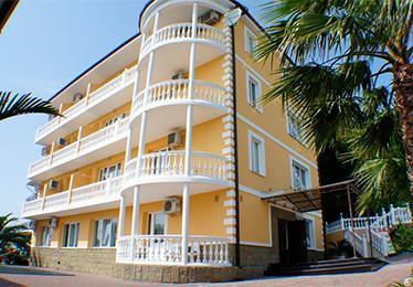 Олеся Лоо отель
