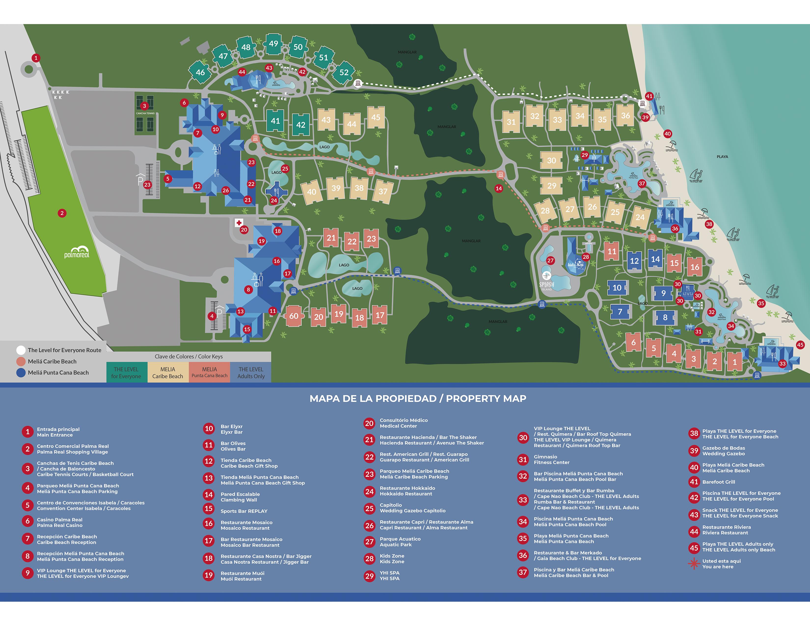 Melia Caribe Beach Resort 5 Dominikana Oteli Pegas Turistik