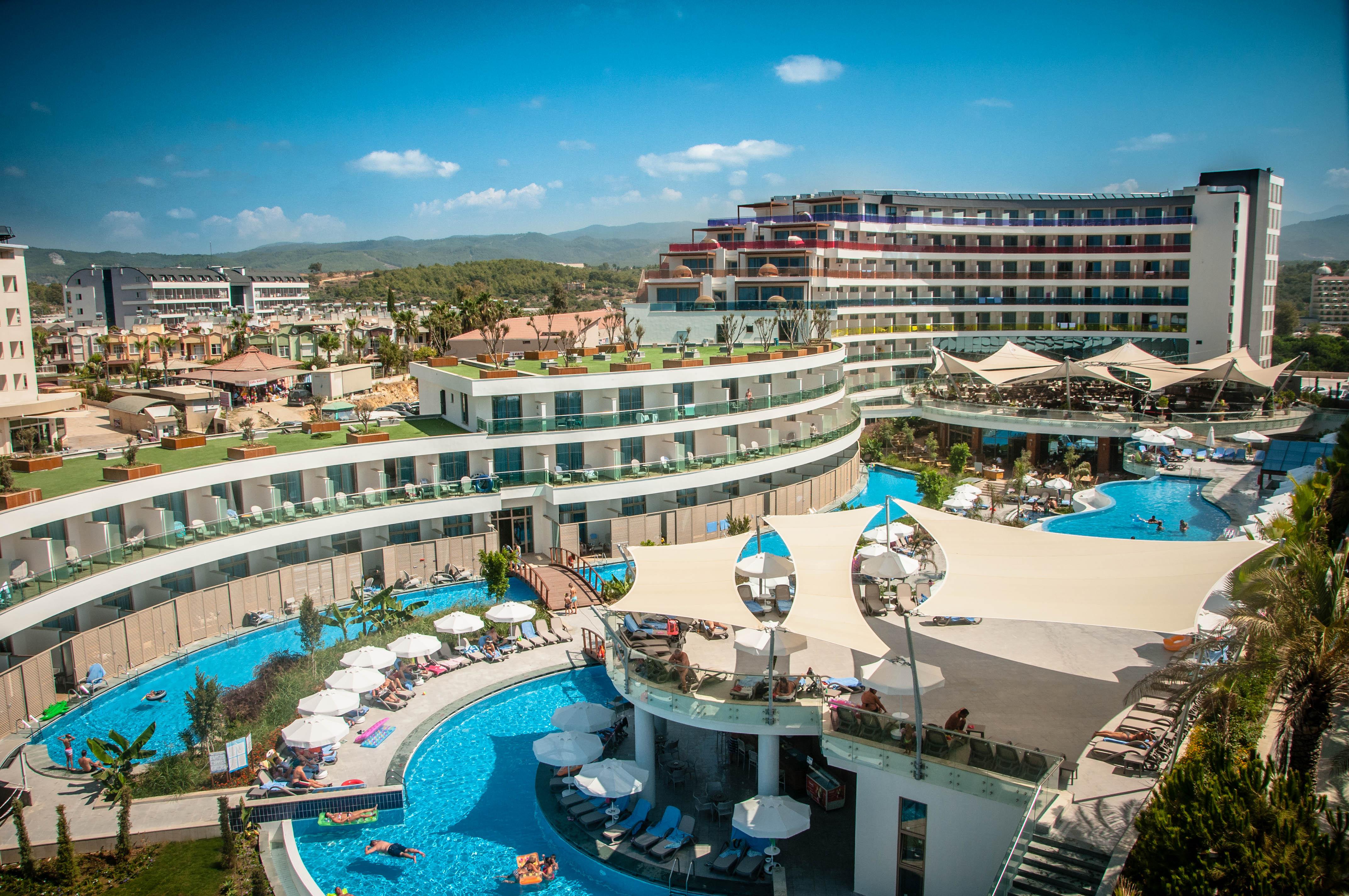 Long Beach Resort Spa Deluxe