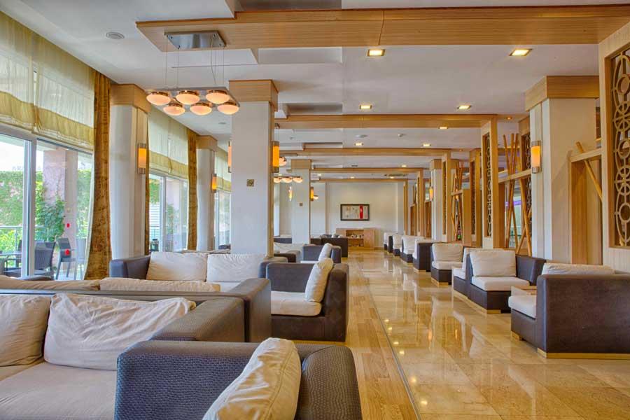 Oteli Turciya Telatiye Resort Hotel 5 Pegas Touristik